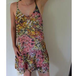 Lush | Floral Dress